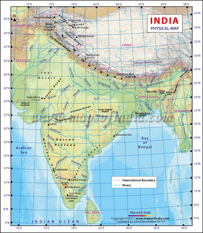 Mrs waltons blog chapter 3 ancient india and china physical map india publicscrutiny Images